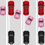 Параллельная парковка видеоурок. Передним и задним ходом. (видео урок)