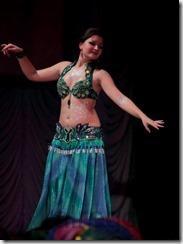 Восточный танец живота, как особое искусство жизни. (видео урок)