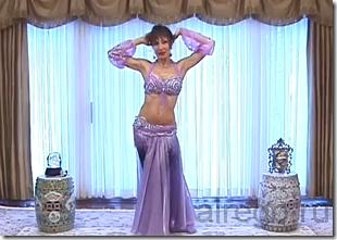 «Турецкие танцы живота» – видео урок