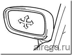 Как правильно настраивать зеркала автомобиля?