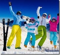 Как правильно выбрать одежду для горных лыж? - видео урок