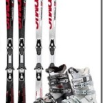 Как правильно выбрать экипировку для горных лыж? (видеоурок)