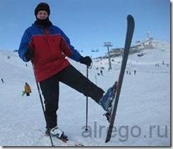 Подбор горных лыж по росту. Как подобрать горные лыжи? (видео урок)