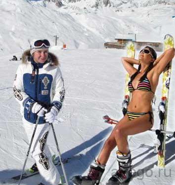 Как правильно выбрать одежду для горных лыж - видео урок