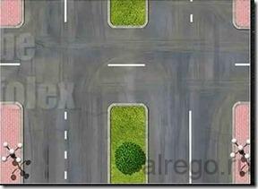 Автомобильные дороги. Виды перекрестков (видео урок ПДД)