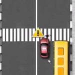 Предотвращение наезда на пешеходов (видео урок ПДД)