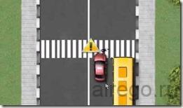 Предотвращение наезда на пешеходов: видео урок ПДД