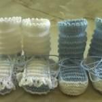 Подробное описание вязания пинеток спицами (обучающее видео)
