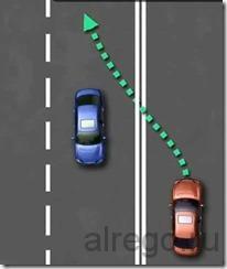 Расположение транспортных средств на проезжей части (видео урок ПДД).