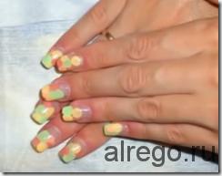 Самостоятельное наращивание ногтей дома для начинающих (видео уроки)