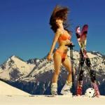 Как правильно и какие выбрать горные лыжи? — видео урок