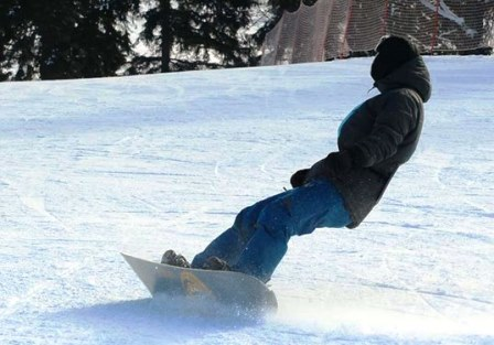 Как научиться кататься на сноуборде - видео урок