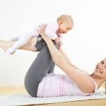 Восстановительная гимнастика после родов в домашних условиях видео.