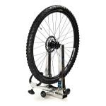 Как исправить восьмерку на колесе велосипеда в домашних условиях.