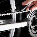 Чистка и смазка велосипедной цепи  в домашних условиях.