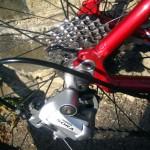 Настройка и регулировка  переднего и заднего переключателей скоростей на велосипеде.
