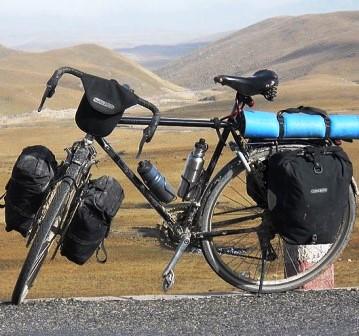 Как выбрать туристический велосипед для путешествий