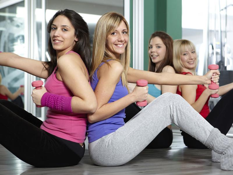 упражнения для ягодиц для девушек в домашних условиях