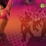 фитнес зумба для начинающих видео